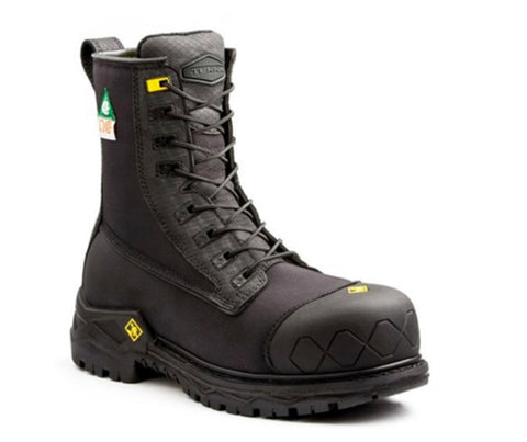 "Terra Spearhead 8"" Composite Toe Work Safety Boots"