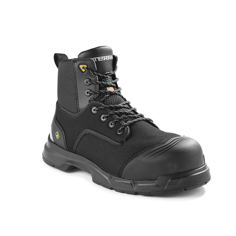 "Terra Technolite Men's 6"" Composite Toe Work Safety Boot"