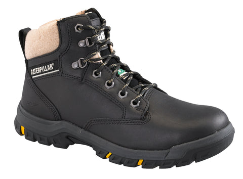 "CAT Tess Women's 6"" Steel Toe Work Boot"