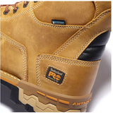 "Timberland PRO 8"" Boondock Men's Waterproof Composite Toe Safety Boot - Wheat"