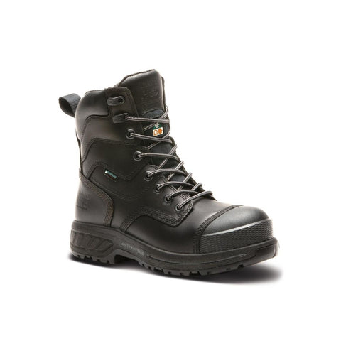 "Timberland PRO Endurance HD Women's 8"" Composite Toe Work Boot - black"