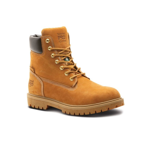 "Timberland PRO Iconic Men's 6"" Alloy Toe Safety Boot - Wheat"