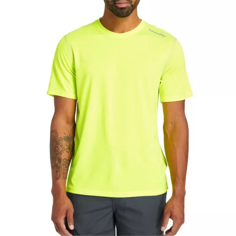 Timberland PRO Men`s Wicking Good Sport T-Shirt - Yellow