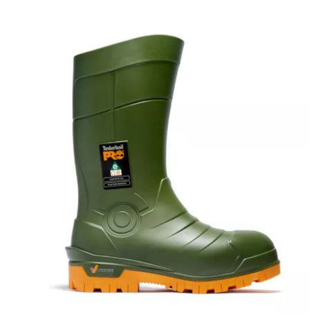 Timberland PRO Mudline Unisex Composite Toe Rubber Work Boots