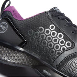 Timberland PRO Reaxion Women's Athletic Composite Toe Work Shoe A21VB - Black/Purple