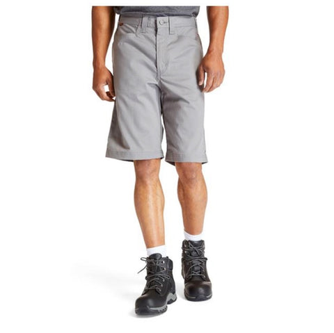 Timberland PRO Work Warrior Men's Lightweight Work Shorts - grey