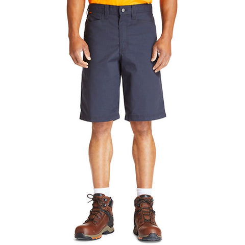 Timberland PRO Work Warrior Men's Lightweight Work Shorts - navy