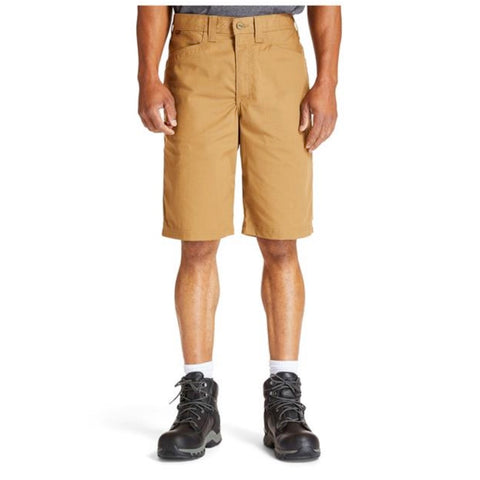 Timberland PRO Work Warrior Men's Lightweight Work Shorts - Wheat