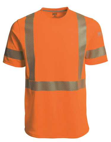 Timberland Pro High-Visibility Short-Sleeve T-Shirt - Orange