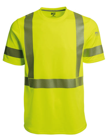 Timberland Pro High-Visibility Short-Sleeve T-Shirt - Yellow