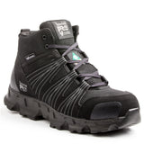 Timberland PRO Men's Powertrain Mid Alloy Toe Safety Work Boot