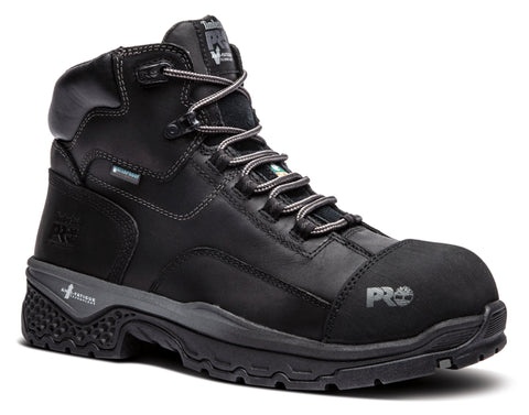 Timberland PRO Bosshog Men's Composite Toe Waterproof Work Boot - Black