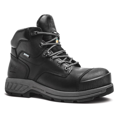 "Timberland PRO Endurance HD 6"" Vibram Composite Toe Men's CSA Work Safety Boot - Black"