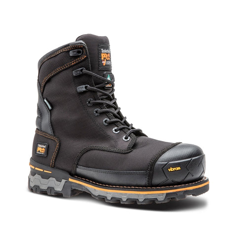 "Timberland PRO 8"" Boondock Men's Nylon Insulated WP Composite Toe Work Boot"