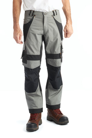 Timberland PRO Men's Interax Work Pants - Black/Grey