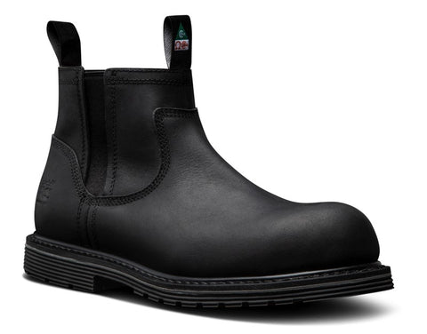 Timberland PRO Millworks Men's Slip-on Composite Toe Boot - Black