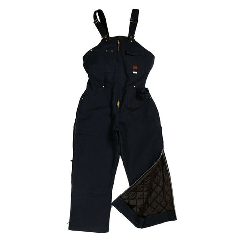 Tough Duck Men's Insulated Duck Overall 7537 - Black