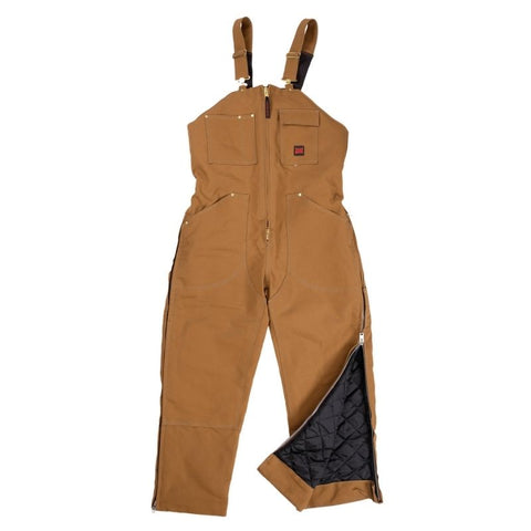 Tough Duck Men's Insulated Duck Overall 7537 - Brown
