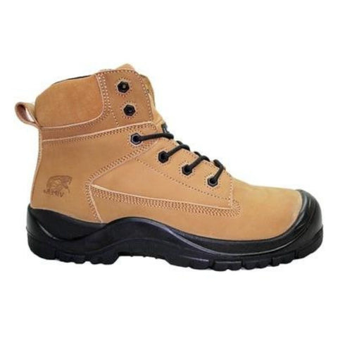 "Viper Tumbler 6"" Men's Composite Toe Safety Boots RT-003 - Tan"