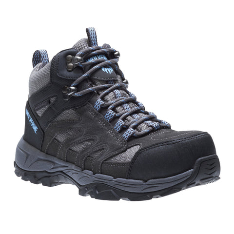 Wolverine Branson Mid Women's Hiker Steel Toe Work Safety Shoe