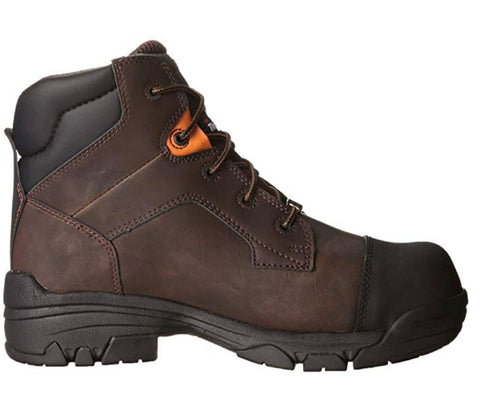 "Wolverine Condor 6"" Men's Composite Toe Work Boot - Brown"