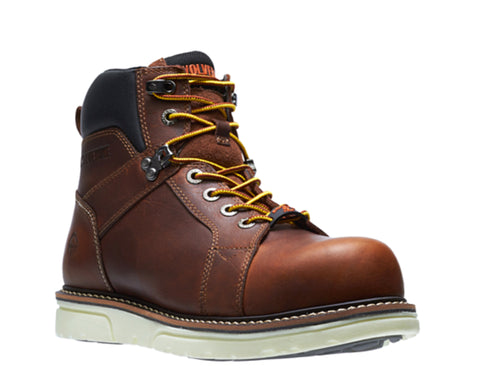 "Wolverine I-90 Durashocks CSA CarbonMax 6"" Composite Toe Work Boot"
