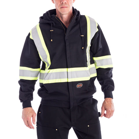 ca92fb66ca2 FR Zip Safety Hoodie – Work Authority