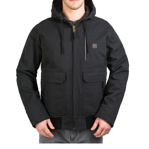 Blizzard Pruf Lancaster Hooded Coat