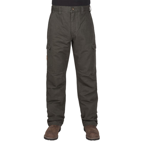 Men's Vintage Performance Work Pants by Walls - grey