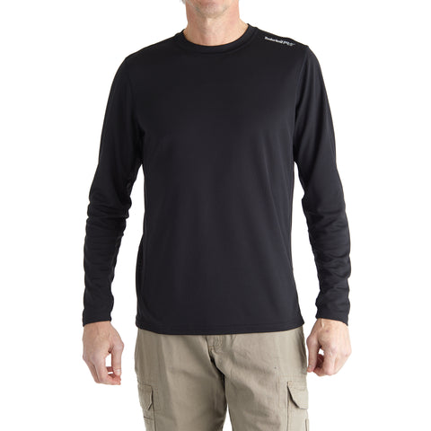 Timberland PRO Wicking Good Long Sleeve T-Shirt - Black