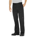 Dickies Men's Double Knee Work Pant - black