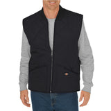 Diamond Quilted Nylon Vest
