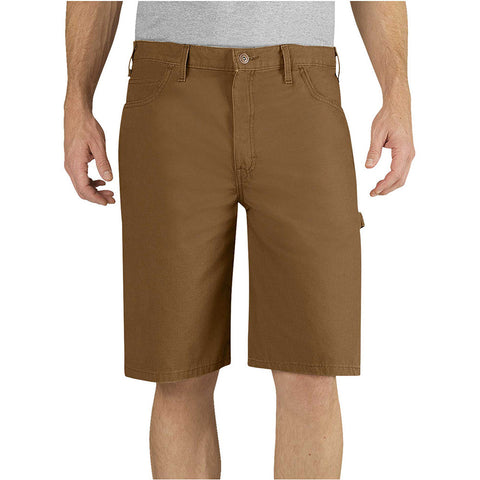 "11"" Relaxed Fit Lightweight Duck Carpenter Short"
