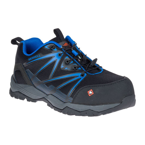 Merrell Fullbench Men's Composite Toe Athletic Safety Shoe