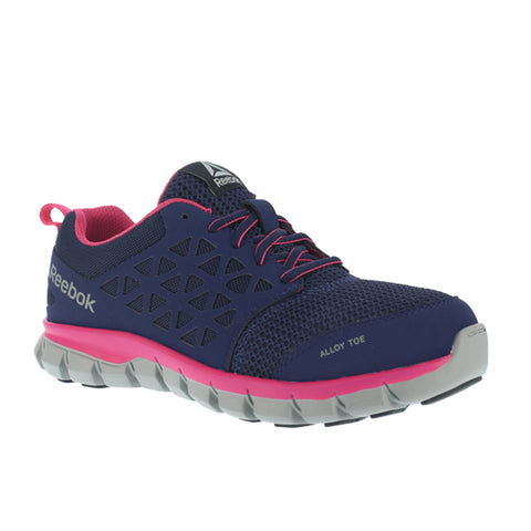 Reebok Women's Sublite Cushion Lightweight Work Safety Shoe