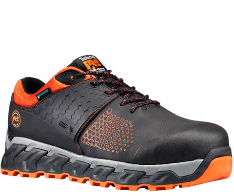Timberland PRO Ridgework Low Men's Composite Toe Work Sneaker - Orange