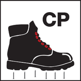Safety Icon composite-plate