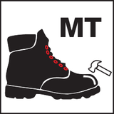 Safety Icon metal-toe