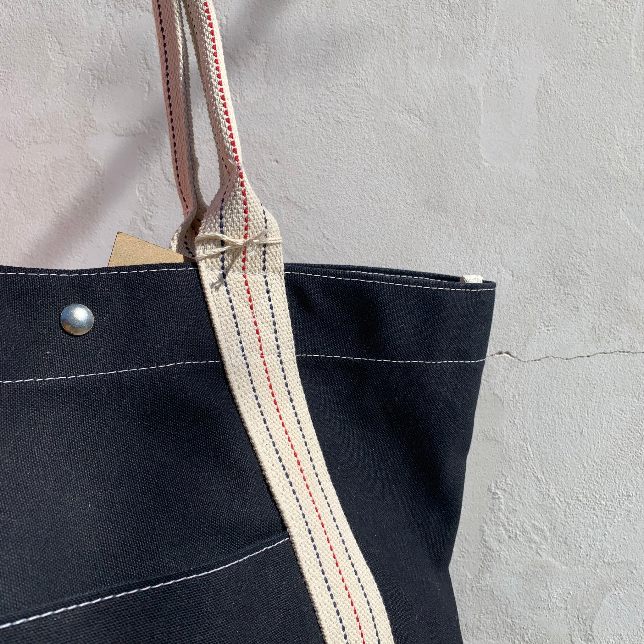 A-Frame Tote Bag by Utility Canvas - Upstate MN