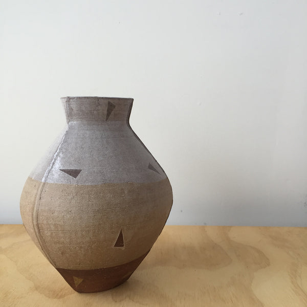 Jar Vase by Adam Greutzmacher - Upstate MN