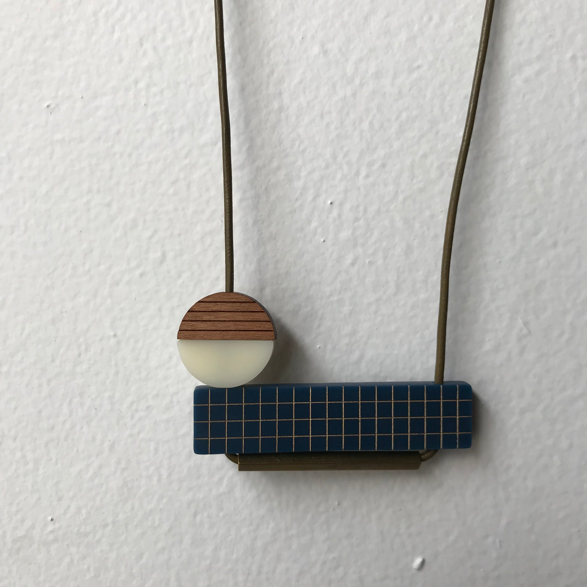 Pia Necklace by Bird of Virtue - Upstate MN