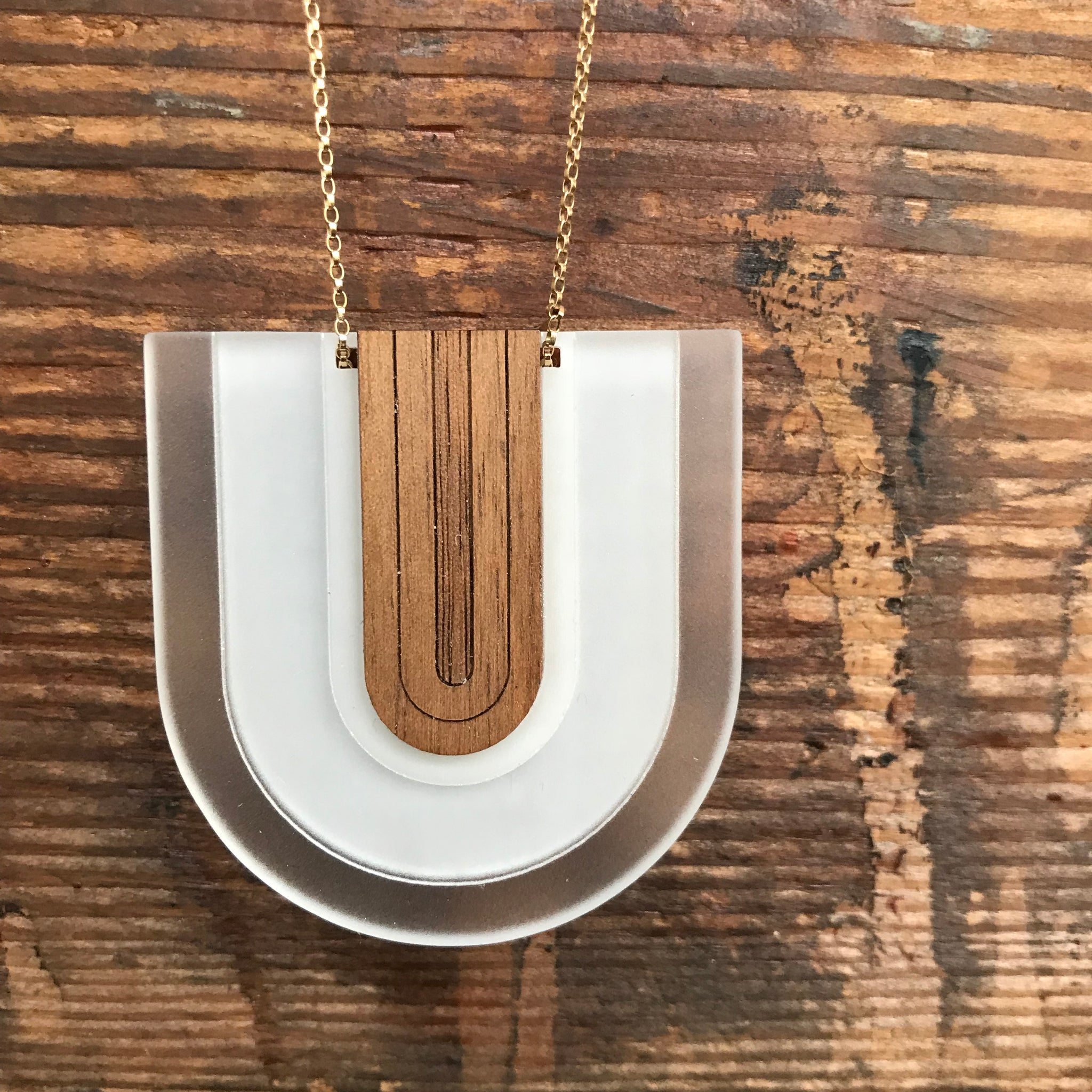 Ulla Necklace by Bird of Virtue