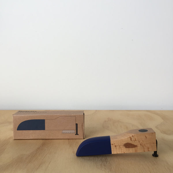 Beech and Blue Bottle Opener by Brendan Ravenhill for Areaware