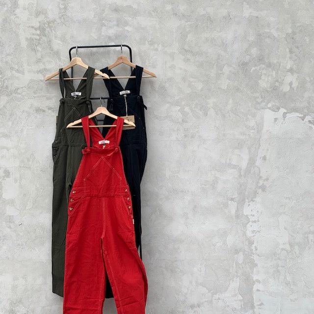 Canvas Overalls by Utility Canvas - Upstate MN