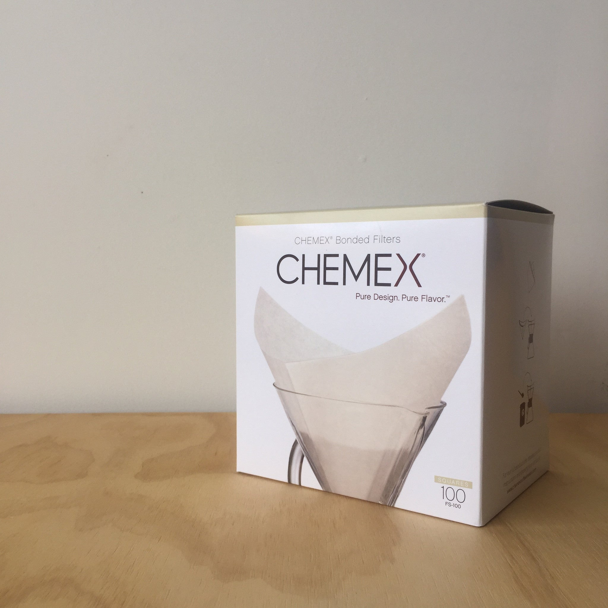 Chemex® Pre-Folded Filters for 6 Cup Coffee Maker