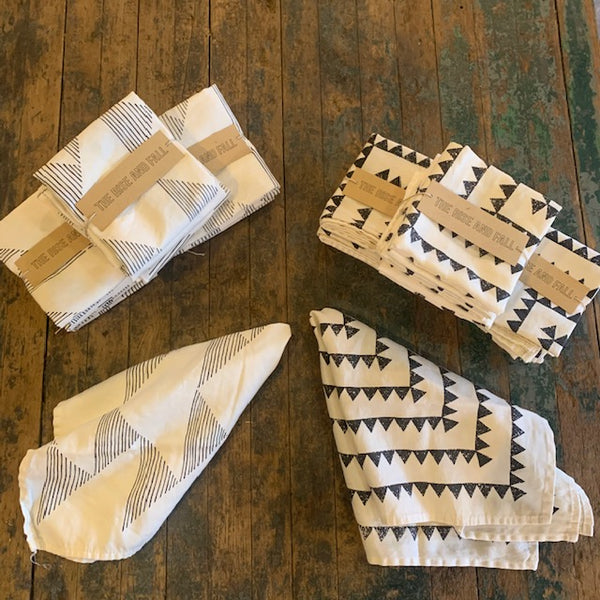 Cloth Napkins by The Rise and Fall - Upstate MN