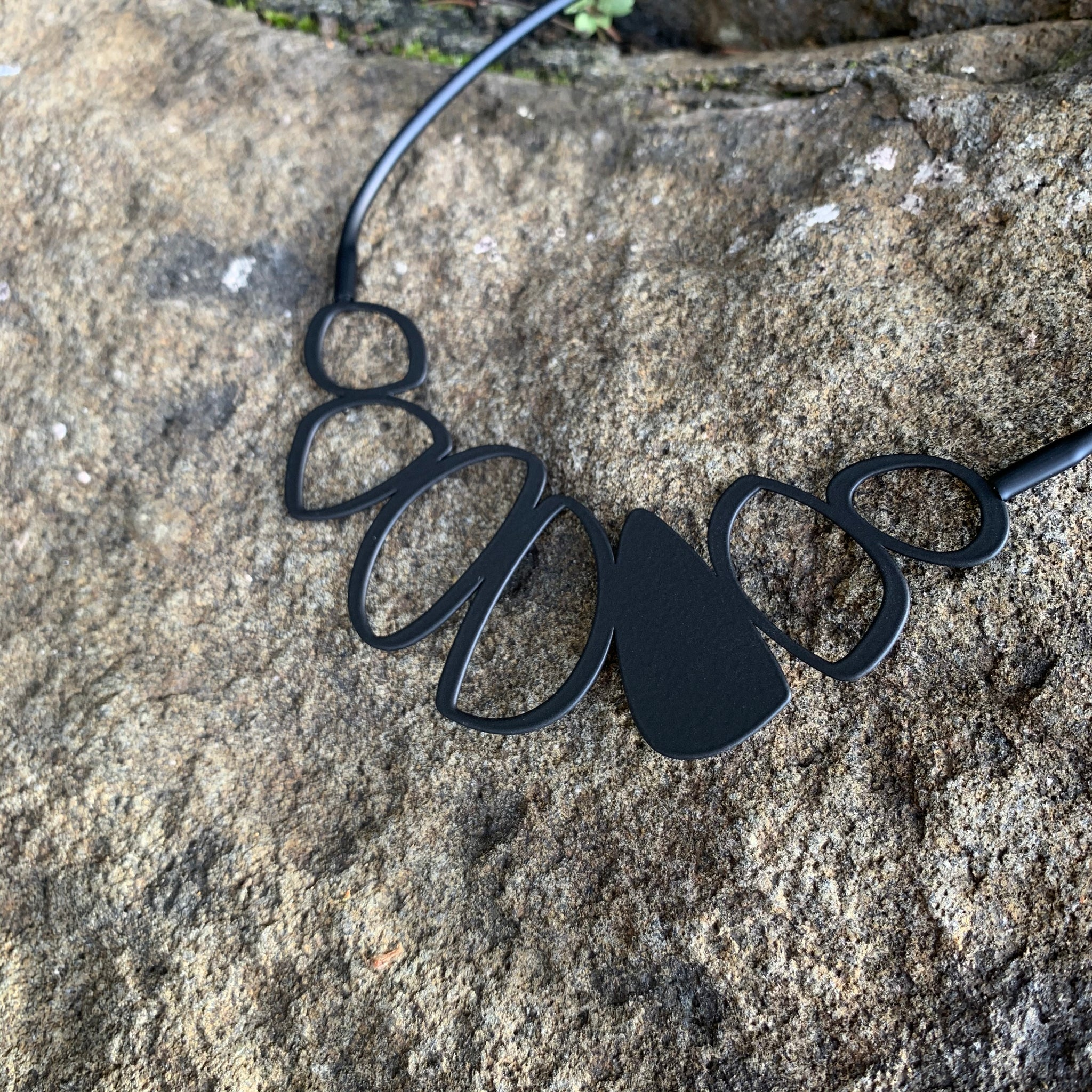 Cobble Necklace by Insync Design