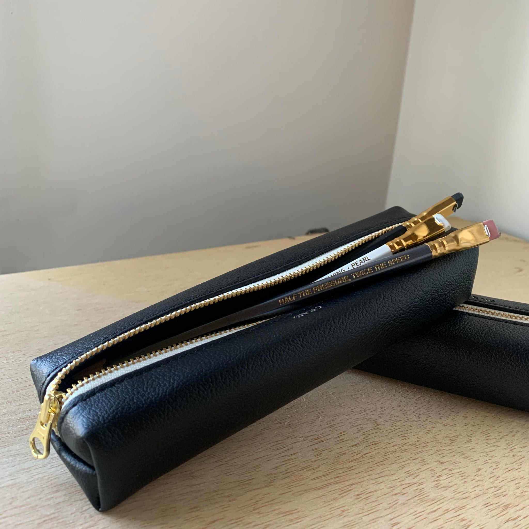 Craig Faux Leather Pencil Case - Upstate MN