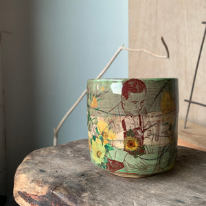 Daffs in the Workplace Cup by Eric Pardue