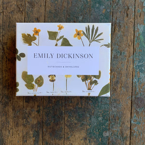 Emily Dickinson Notecards - Upstate MN